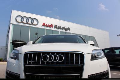 Audi Raleigh Image 1