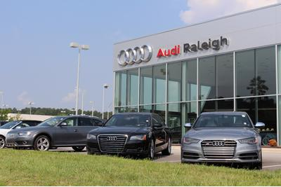 Audi Raleigh Image 3