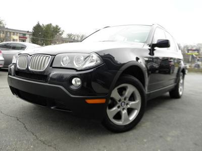 2007 BMW X3 3.0si for sale VIN: WBXPC934X7WF07252