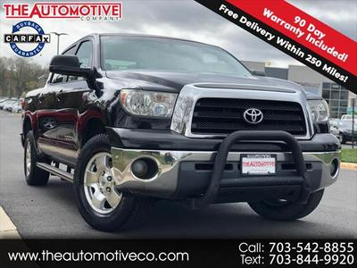 2007 Toyota Tundra SR5 CrewMax for sale VIN: 5TBDV54197S484592
