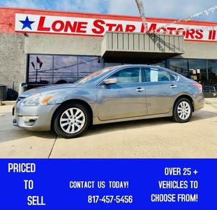 Nissan Altima 2014 for Sale in Fort Worth, TX