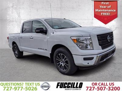 Nissan Titan 2020 for Sale in Clearwater, FL