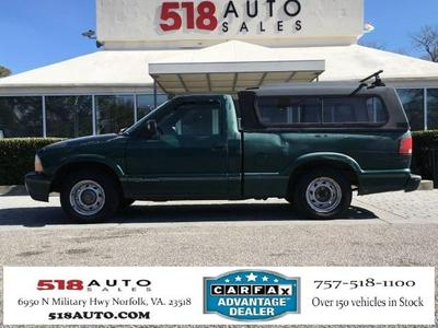 GMC Sonoma 1998 for Sale in Norfolk, VA