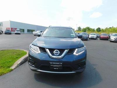 Nissan Erie Pa >> Certified 2016 Nissan Rogue Sv Suv In Erie Pa Near 16509 Knmat2mv8gp599373 Auto Com