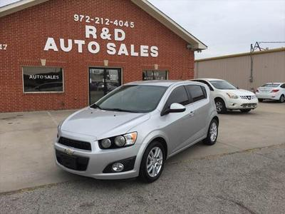 Chevrolet Sonic 2014 for Sale in Garland, TX