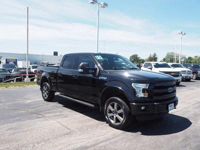 Ford F-150 2015 for Sale in Bourbonnais, IL