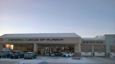Kendall Lexus of Alaska Image 2