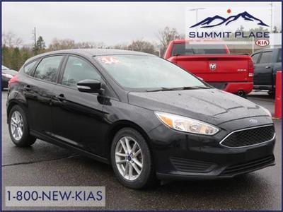 2016 Ford Focus SE for sale VIN: 1FADP3K28GL237718