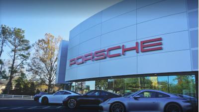 Porsche of Wilmington Image 2