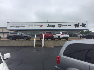 W-K Chrysler Dodge Jeep RAM Image 4