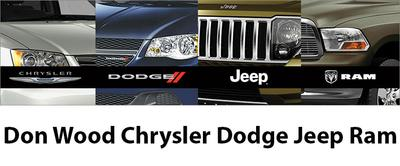 Don Wood Chrysler Dodge Jeep Ram Image 1
