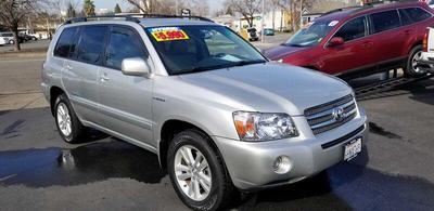 Toyota Highlander Hybrid 2006 for Sale in Redding, CA