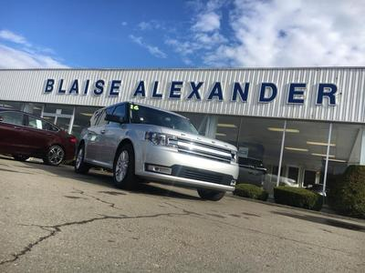 Blaise Alexander Ford of Mansfield Image 2