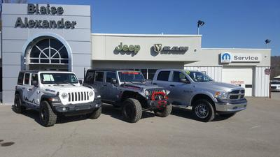 Blaise Alexander Chrysler Dodge Jeep Ram of Mansfield Image 1