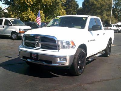 RAM 1500 2012 for Sale in Troy, OH