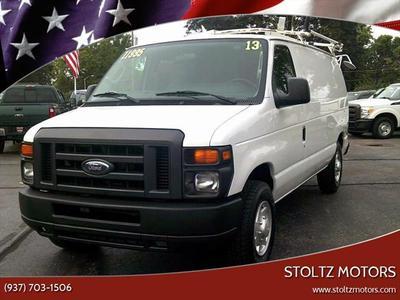 2013 Ford E150 Cargo for sale VIN: 1FTNE1EW0DDA65424