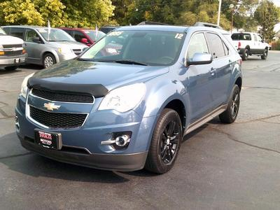 Chevrolet Equinox 2012 for Sale in Troy, OH