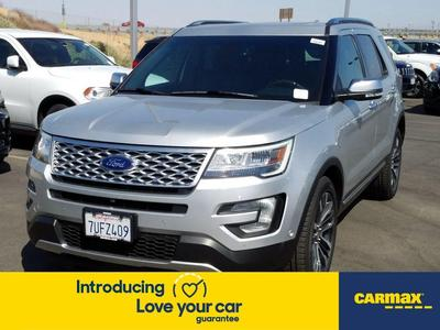Ford Explorer 2016 for Sale in Palmdale, CA