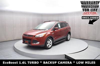 2015 Ford Escape Reliability - Consumer Reports