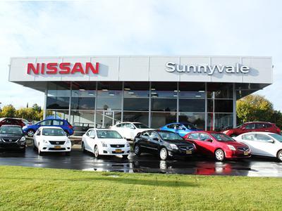 Nissan Sunnyvale Image 9