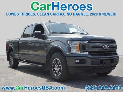 Ford F-150 2019 for Sale in Seffner, FL