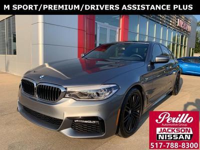 BMW 540 2017 a la venta en Jackson, MI