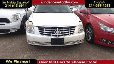 2008 Cadillac DTS  for sale VIN: 1G6KD57Y88U194421