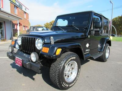 2006 Jeep Wrangler X for sale VIN: 1J4FA39S66P773871