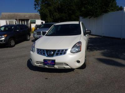 2015 Nissan Rogue Select S for sale VIN: JN8AS5MV2FW758613