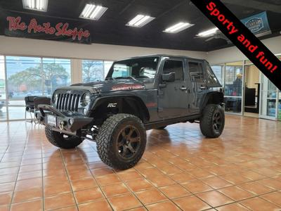 Jeep Wrangler Unlimited 2017 for Sale in Springfield, MO