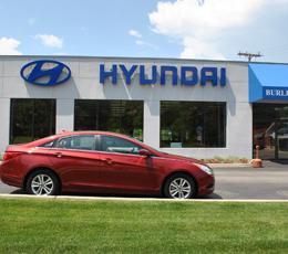 Burlington Hyundai Image 1