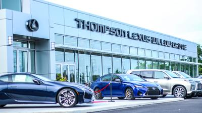 Thompson Lexus Willow Grove Image 7