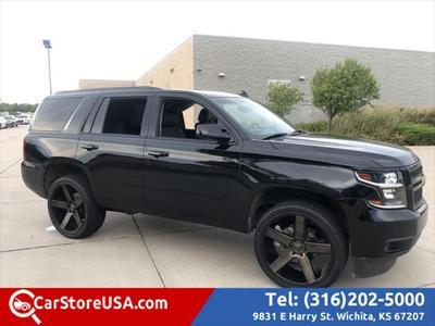 Chevrolet Tahoe 2015 for Sale in Wichita, KS