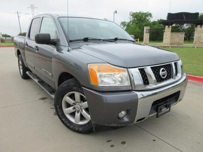 Nissan Titan 2013 for Sale in Lewisville, TX