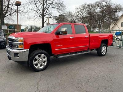 Chevrolet Silverado 2500 2018 for Sale in Fair Oaks, CA