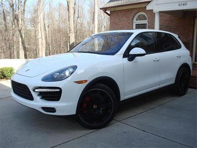 2013 Porsche Cayenne Turbo for sale VIN: WP1AC2A20DLA93161