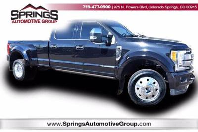 Ford F-450 2019 for Sale in Colorado Springs, CO