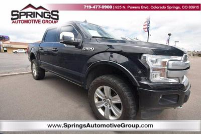 Ford F-150 2018 for Sale in Colorado Springs, CO