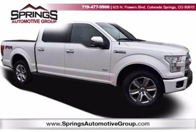Ford F-150 2015 for Sale in Colorado Springs, CO