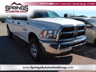 RAM 2500 2018 for Sale in Colorado Springs, CO