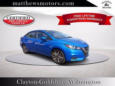 Nissan Versa 2021 a la venta en Wilmington, NC