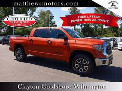 Toyota Tundra 2018 a la venta en Wilmington, NC