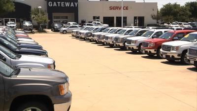 Gateway Buick GMC Image 1