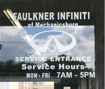 Faulkner INFINITI of Mechanicsburg Image 5
