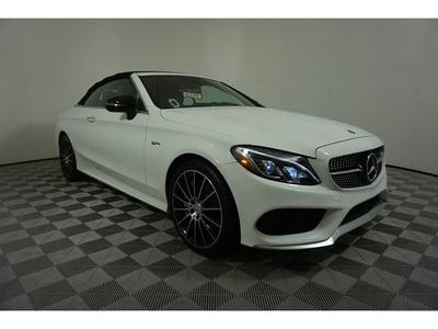 2018 Mercedes-Benz C-Class  for sale VIN: WDDWK6EBXJF645938