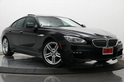 2016 BMW 640 Gran Coupe i xDrive for sale VIN: WBA6D2C51GGT66033
