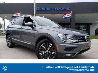 Volkswagen Tiguan 2019 for Sale in Fort Lauderdale, FL