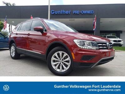 Volkswagen Tiguan 2018 for Sale in Fort Lauderdale, FL