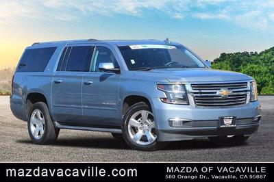 Chevrolet Suburban 2016 for Sale in Vacaville, CA