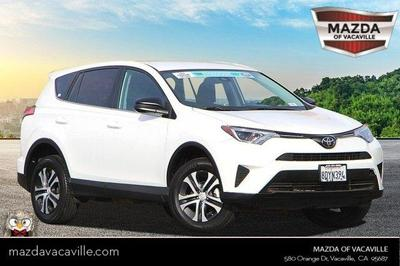 Toyota RAV4 2018 for Sale in Vacaville, CA